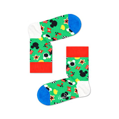 Happy Socks x Disney Kids Crew Socks - Treemendous (7-9 Years Old)
