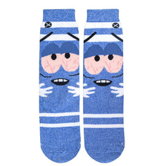 Odd Sox Women's Crew Socks - Towelie (South Park)
