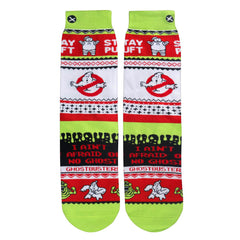 Odd Sox Men's Crew Socks - Ghostbusters Sweater