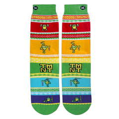 Odd Sox Men's Crew Socks - TMNT Sweater