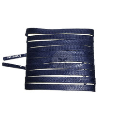 Mr Lacy Waxies - Navy Wax Shoelaces