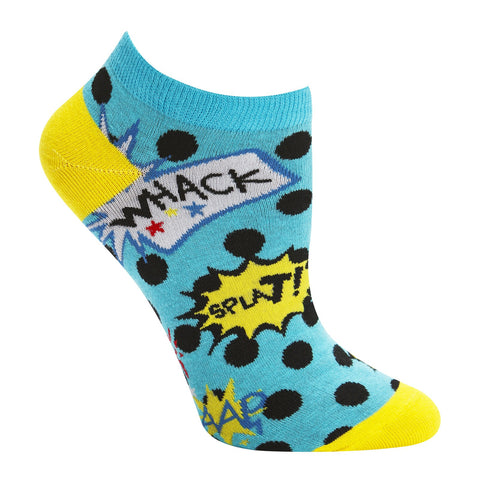 Sock It To Me Blamo! Women's Ankle Socks