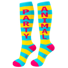 Gumball Poodle Unisex Knee High Socks - Party Animal