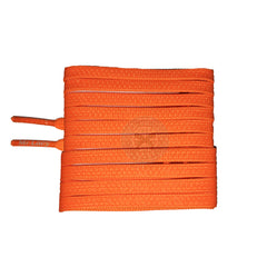 Mr Lacy Goalies - Bright Orange Football Shoelaces