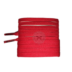 Mr Lacy Goalies - Red Football Shoelaces