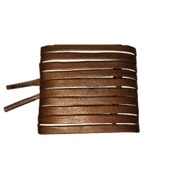 Mr Lacy Waxies - Brown Wax Shoelaces