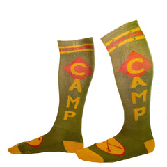 Gumball Poodle Unisex Knee High Socks - Camp