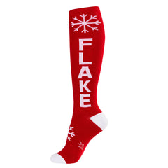 Gumball Poodle Unisex Knee High Socks - Flake