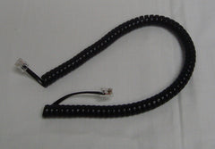 Handset Cord - 10 Foot - Black