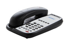 Teledex - iPhone Cordless AC 9105S - Black