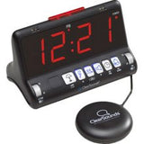 ADA - SW200 Shake Up Wake Up Alarm Clock