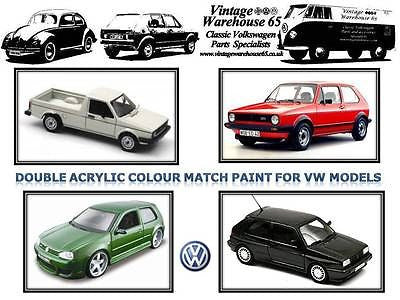 Vw Spray Paint