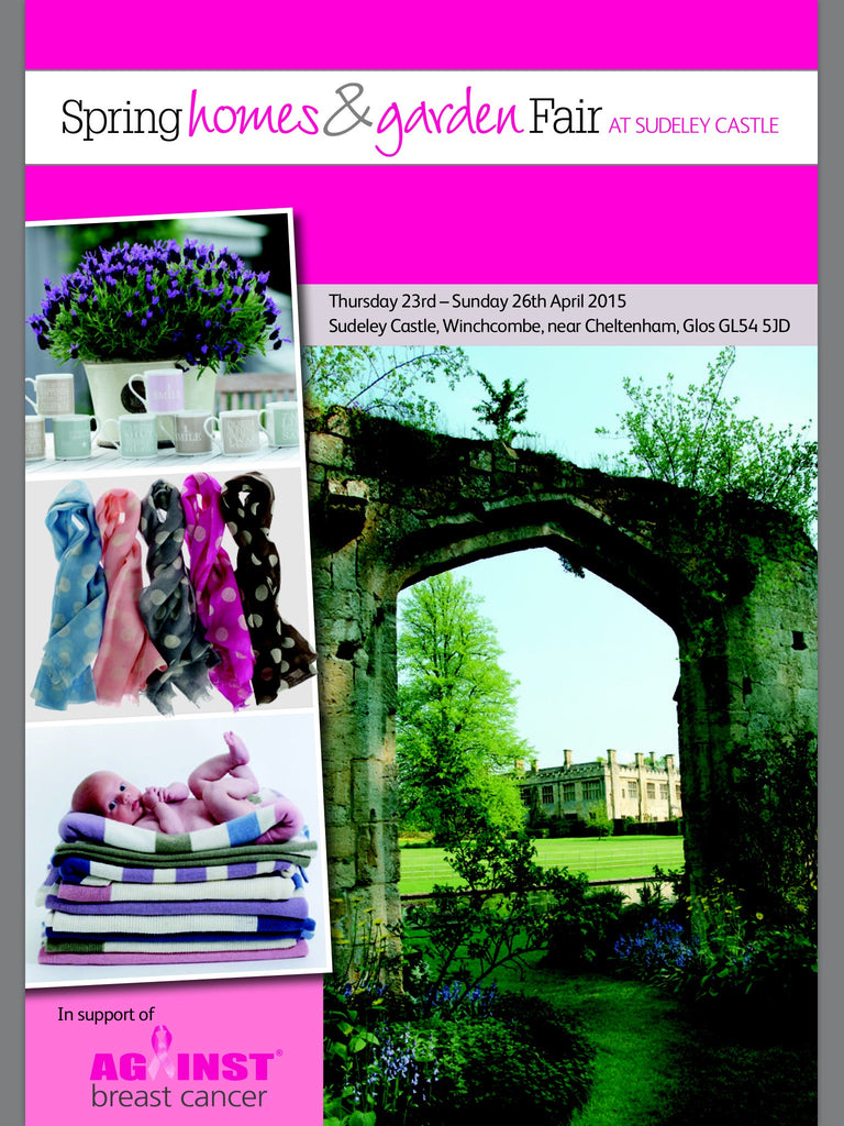Spring Home & Garden Fair, Sudeley Castle