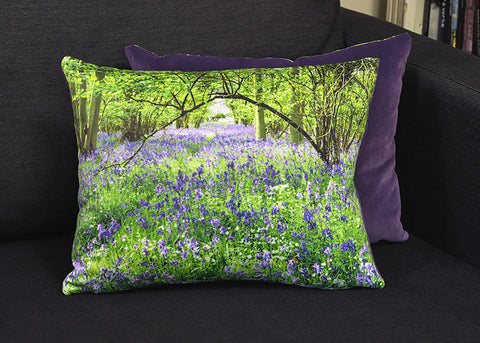 Bluebell Dream Cushion