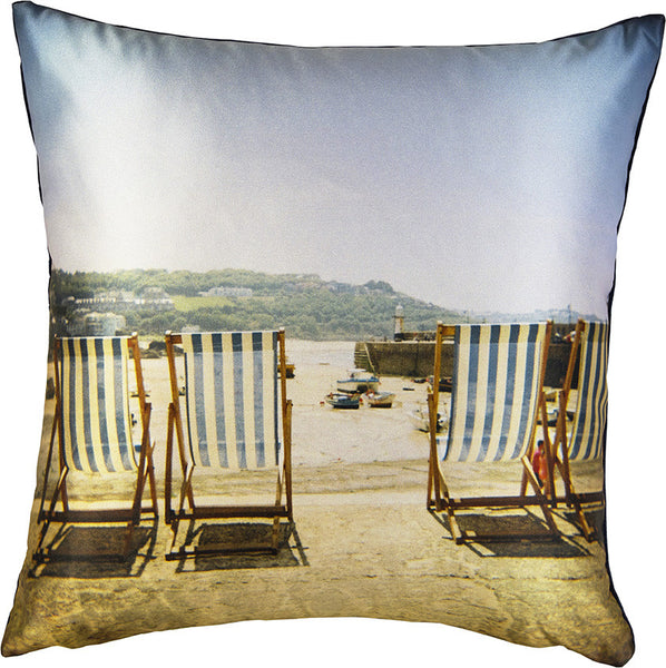 Cornish Cream Cushion