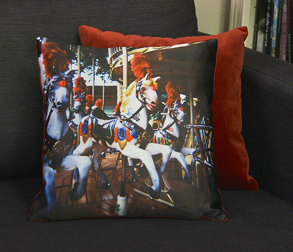Carousel Cushion