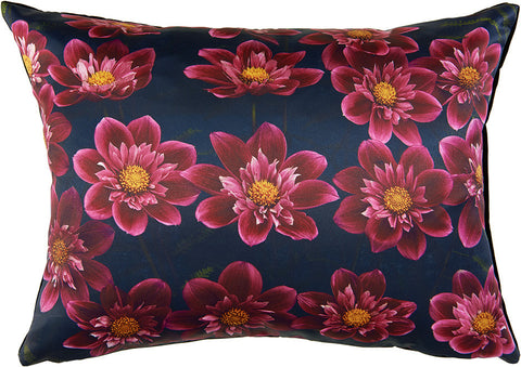 'Dahlia Blush' cushion