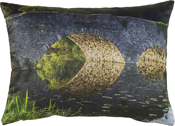 Lemon Brothers Bridge Cushion