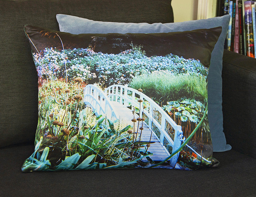 'Trebah' cushion