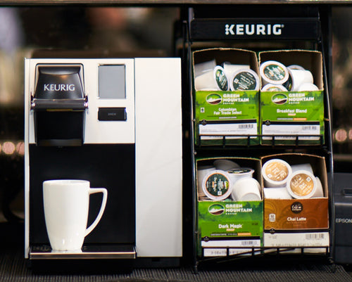 Start your own office coffee club with a Keurig K150P!