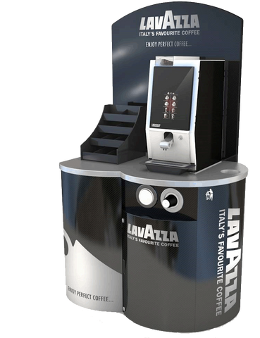 Lavazza Coffee Machine - Bravilor Bean to Cup Coffee Machine