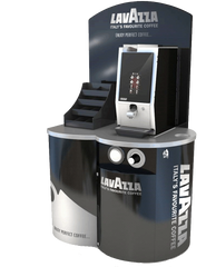 Lavazza Coffee Machine - Bravilor Esprecious Bean to Cup Machine