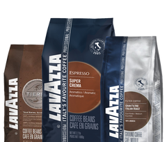 Lavazza Coffee Beans for bean to cup coffee machines
