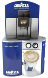 Franke A600 Foammaster Bean To Cup Machine With A Lavaaza Coffee Bean Brands