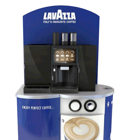 Bean To Cup Coffee Machines – Office Barista
