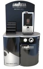 Lavazza Coffee - Bravilor Esprecious Bean to Cup Machine