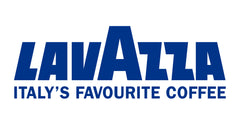 Lavazza Italy's Favourite Coffee Logo, Lavazza UK, Lavazza Coffee Beans for Bean to Cup