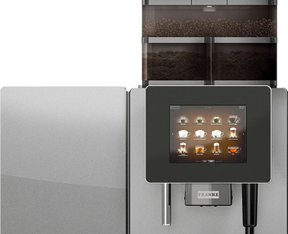 Franke A600 Bean to Cup Coffee Machine