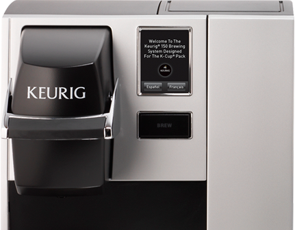 Keurig UK K150 Coffee Machine