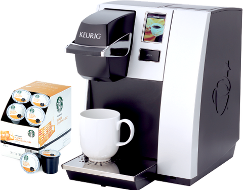 Keurig Coffee Machine & K Cups