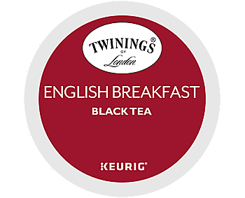 Twinings Original English Breakfast Tea Keurig K Cups