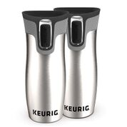 Keurig UK Stainless Steel Travel Mug
