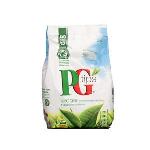 PG Tips Leaf Vending Machine Tea (6 x 1kg)