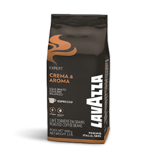 Lavazza E Crema Coffee for bean to cup coffee machines UK
