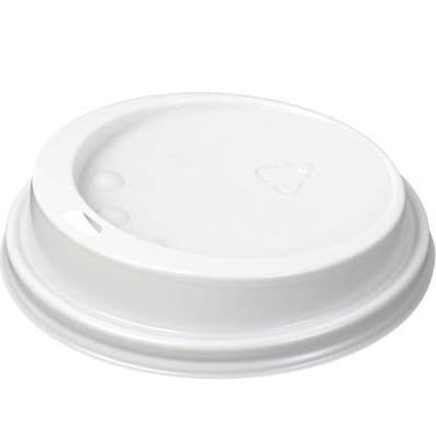 8 oz Domed Sip Lids (1000) For Paper Cups