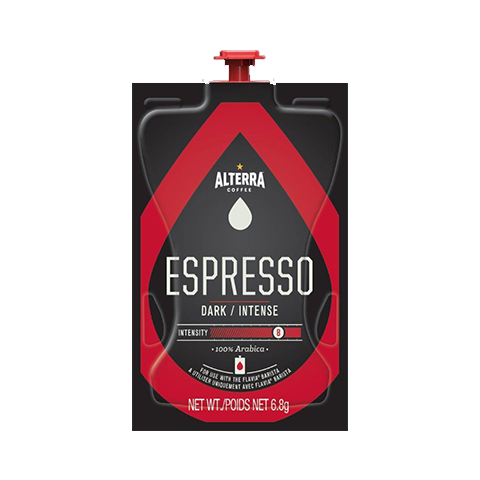 Barista Alterra Espresso Coffee Flavia Drinks