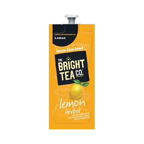 Flavia Bright Lemon Herbal Tea Flavia sachets UK