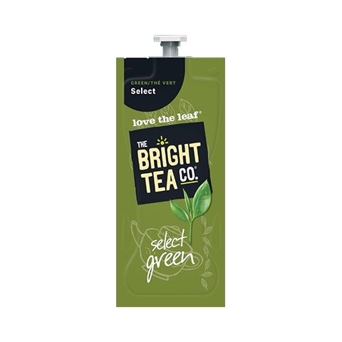 Flavia Bright Select Green Tea Flavia sachets UK