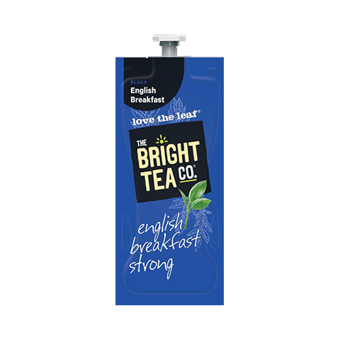 Flavia Bright English Breakfast Strong Tea Flavia sachets UK