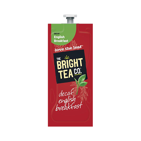 Flavia Bright English Breakfast Decaf Tea Flavia sachets UK