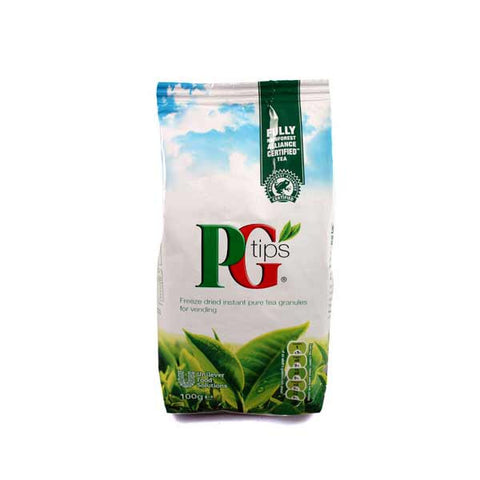 PG Vending Instant Tea For Bean To Cup Machines UK