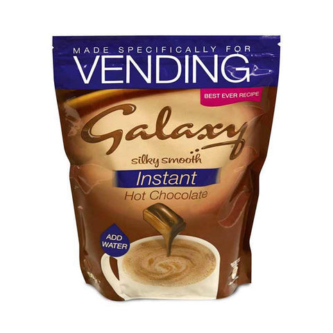 Galaxy Hot Chocolate for Bean to Cup coffee machines UK