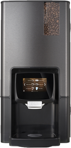 EASY INSTALLATION Bravilor Sego bean to cup coffee machine