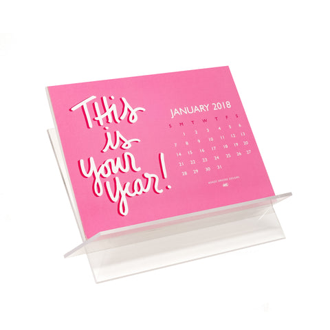 2018 Quotable Desk Calendar-Desk Calendar-Ashley Brooke Designs
