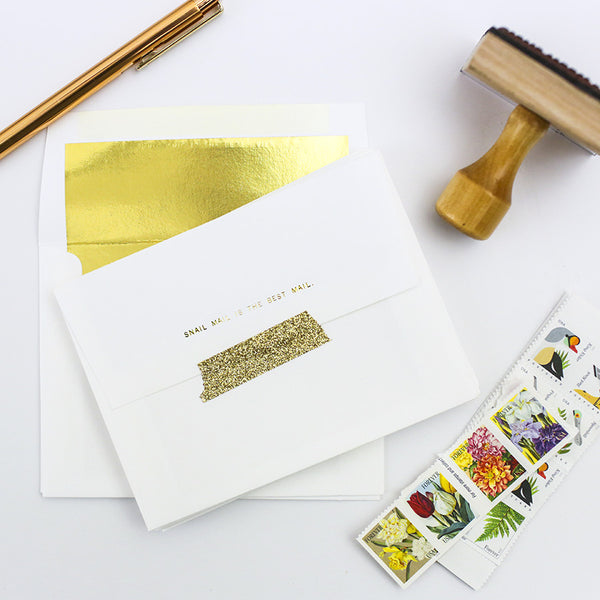Painterly - Personalized Stationery
