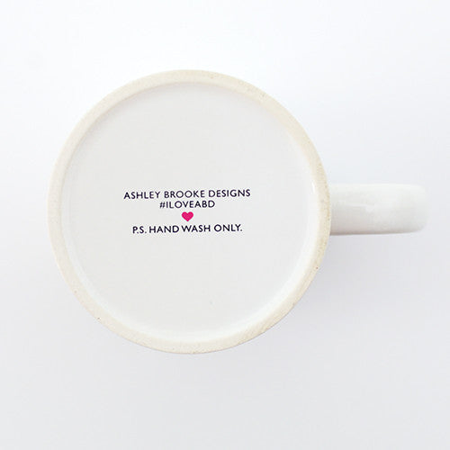 Don't Panic Coffee Mug-Mugs-Ashley Brooke Designs